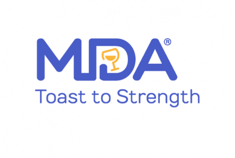 MDA Toast to Strength