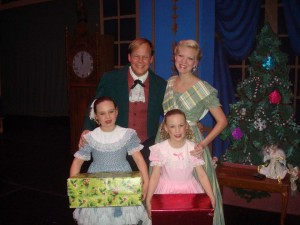 Nutcracker Family