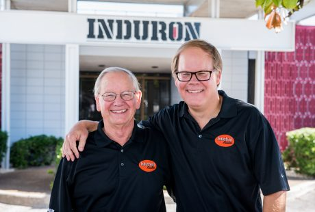 Induron is a small, family-owned business