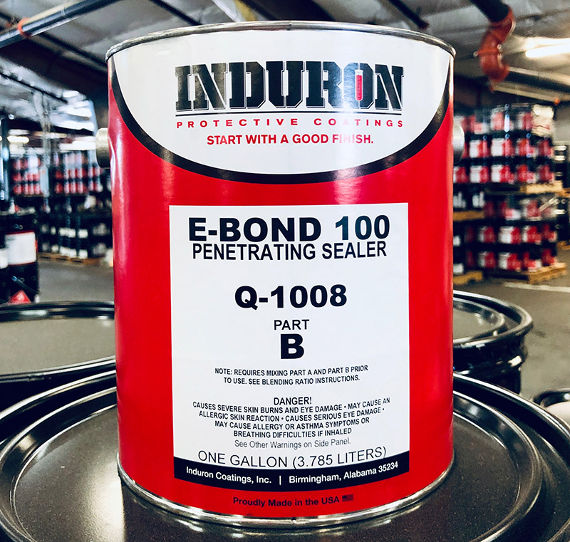 Ebond 100 penetrating sealer