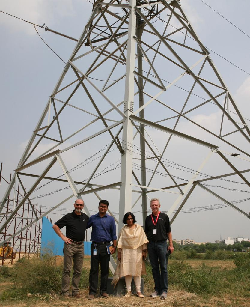 India Transmission Towers